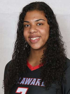 Sydney Sheppard 2018 Volleyball Delaware State University